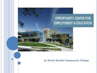 At North Seattle Community College