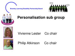 Personalisation sub group