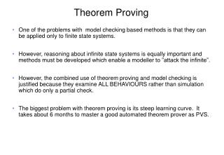 Theorem Proving