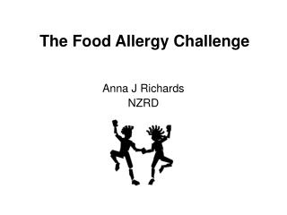 The Food Allergy Challenge