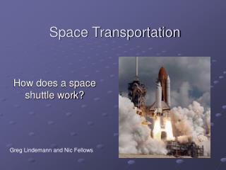 Space Transportation
