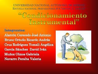 "UNIVERSIDAD NACIONAL AUTÓNOMA DE MÉXICO Escuela nacional preparatoria # 8 ""miguel e. schulz"""