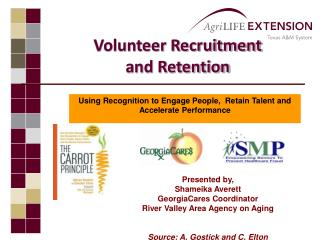 Volunteer Recruitment  and Retention