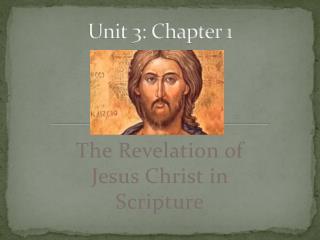 Unit 3: Chapter 1