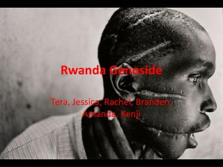 Rwanda  Genoside