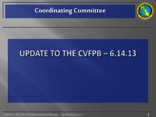 Update to the  cvfpb  � 6.14.13