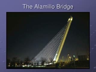 The Alamillo Bridge