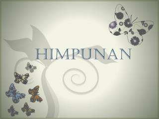 HIMPUNAN