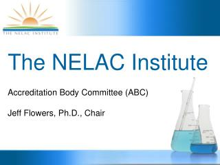 The NELAC Institute
