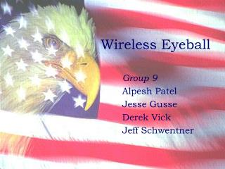 Wireless Eyeball