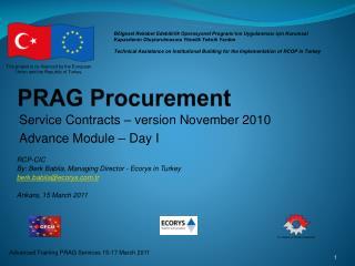PRAG Procurement
