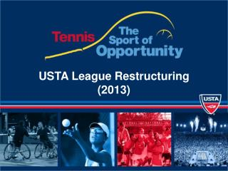 USTA League Restructuring (2013)