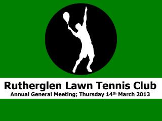 Rutherglen Lawn Tennis Club