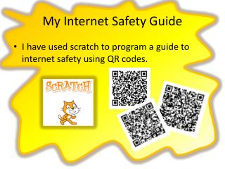 My Internet Safety Guide