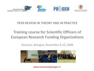 PEER REVIEW IN THEORY AND IN PRACTICE