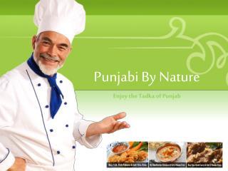 Punjabi By Nature