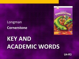 KEY AND ACADEMIC WORDS