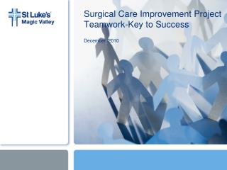 Surgical Care Improvement Project Teamwork-Key to Success