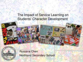 The Impact of Service Learning on Students' Character Development