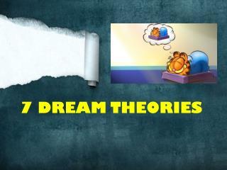 7  DREAM THEORIES