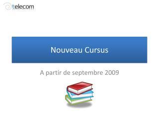 Nouveau Cursus