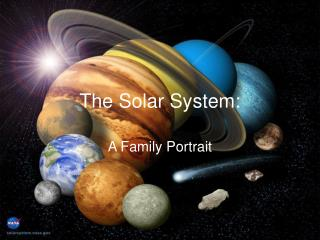 The Solar System: