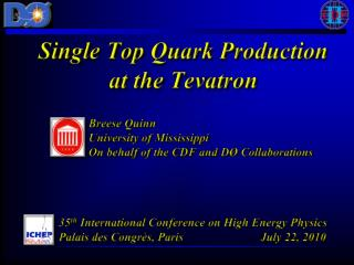 Single Top Quark Production at the  Tevatron