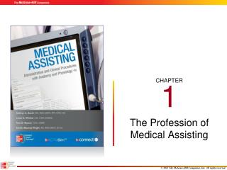 The Profession of Medical Assisting