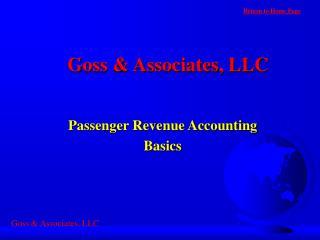 Goss & Associates, LLC