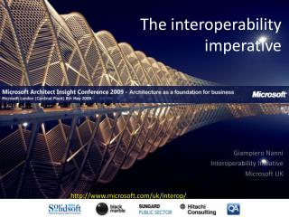 The interoperability imperative