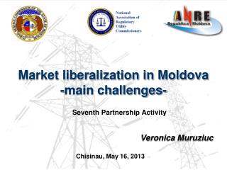 Market liberalization in Moldova -main challenges-