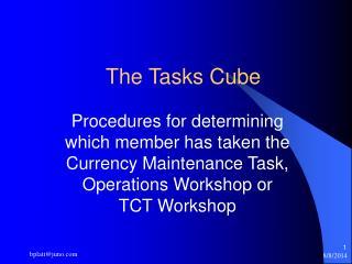 The Tasks Cube