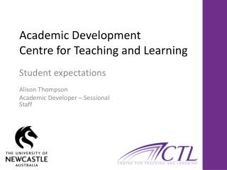Academic Development Centre for Teaching and Learning