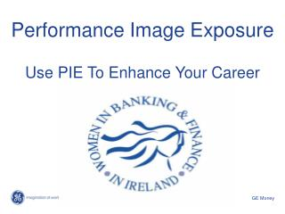 Performance Image Exposure   Use PIE To Enhance Your Career