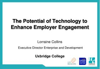 The Potential of Technology to Enhance Employer Engagement
