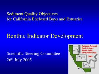 Scientific Steering Committee 26 th  July 2005
