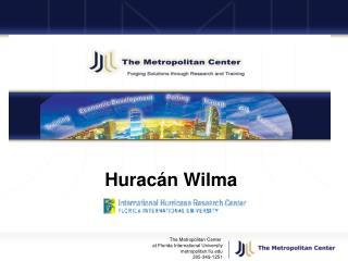 Huracán Wilma