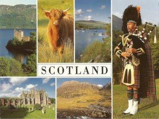 Scottish Population
