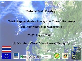 National Park Meeting