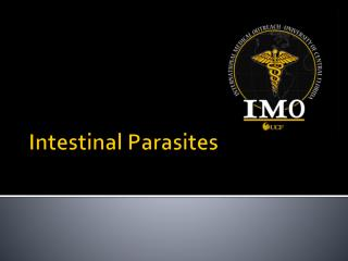 Intestinal Parasites