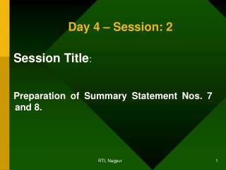 Day 4 – Session: 2