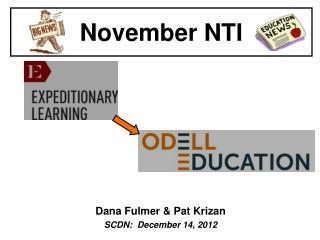 November NTI