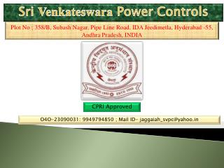 Sri  Venkateswara  Power Controls