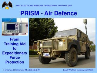 PRISM - Air Defence
