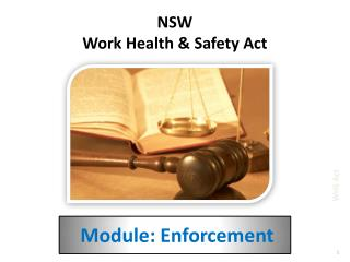 NSW Work Health  Safety Act