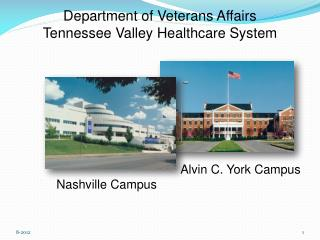 Department of Veterans Affairs Tennessee Valley Healthcare System