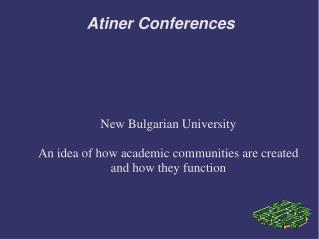 Atiner Conferences