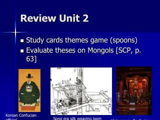 Review Unit 2
