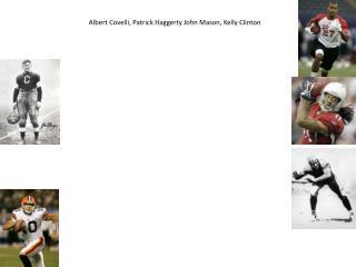 Albert  Covelli ,  Patrick Haggerty  John Mason, Kelly Clinton