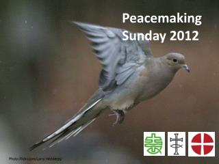 Peacemaking Sunday 2012